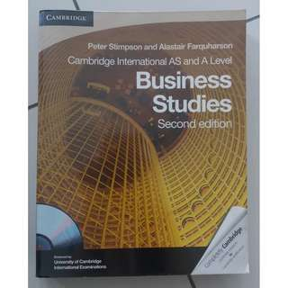 A-levels Business Studies