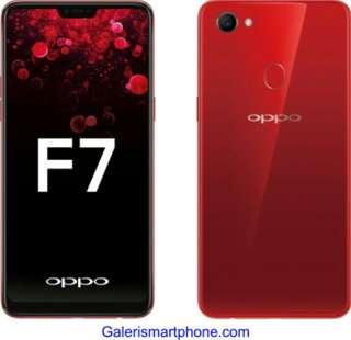Cicilan OPPO F7 Ram 6/64GB