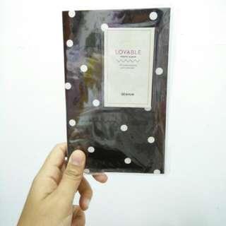 Photocard / Polaroid / Instax Album