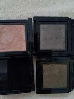 3 colors Addiction eyeshadow