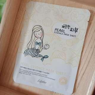 Pearl Essence Mask Sheet