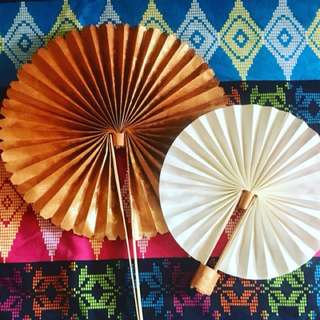 Paper Fan for Souvenir 20-30 pesos