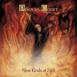 Powers Court – Nine Kinds Of Hell CD