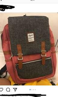 school bag teenager trendy korean