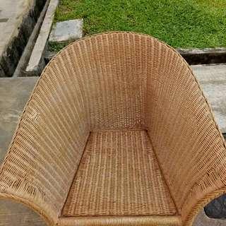Vintage Crane Comfortable Chair