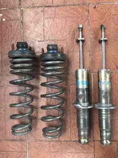 Ohlins HLSH Adjustable Suspension EK EG SO4 Front