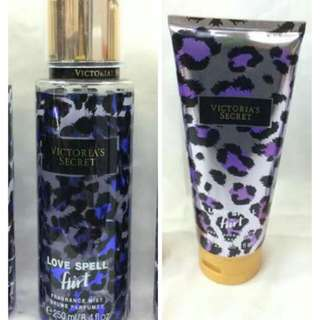Victoria Secret Perfume and Lotion set