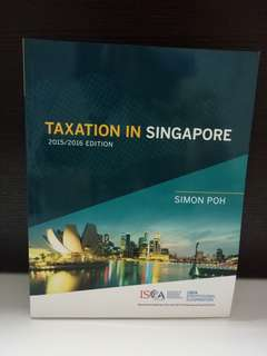 Taxation in Singapore 2015/2016