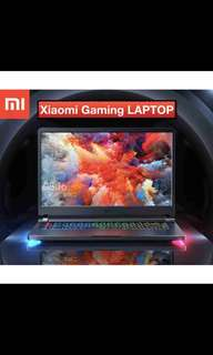 Xiaomi gaming laptop GTX 1050ti 1060 i7 128GB/256gb SSD Storage