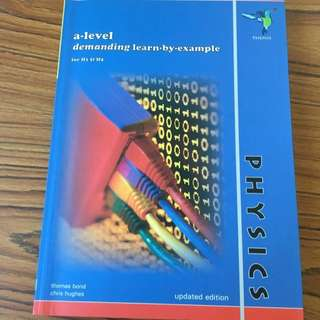 A Level H1/H2 Physics Textbook