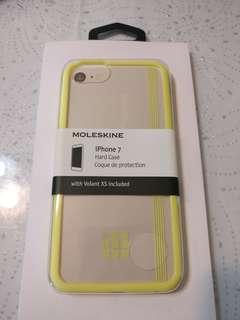 Moleskine 全新 iPhone 7 8 殼 case 套