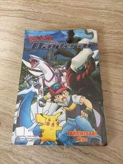 Pokémon the rise of Darkrai