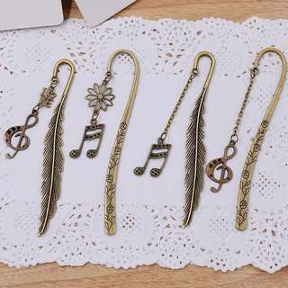 Musical Notes Bookmark