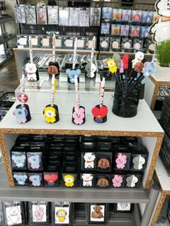 【Korea Buying service 5/25-6/3】 BTS Monopoly x BT21 Pen Stand