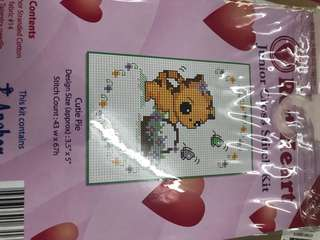 JUNIOR CROSS STITCH