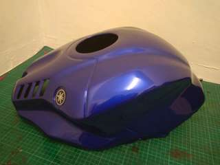 R25 parts - Cover tank   undercowl
