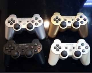 PS3 Controllers (Assorted Title)
