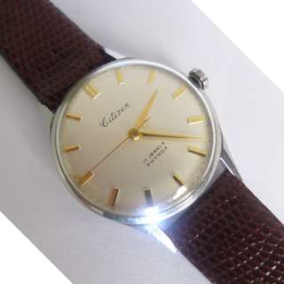 60s' Citizen 17-J Phynox hand-winding watch.....