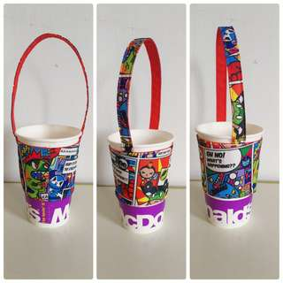 Jujube cup pouch