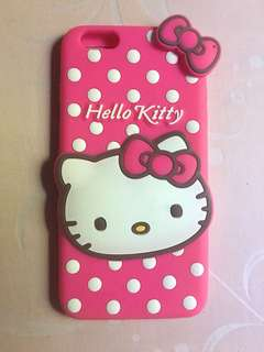 Hello Kitty Sanrio - iphone6+