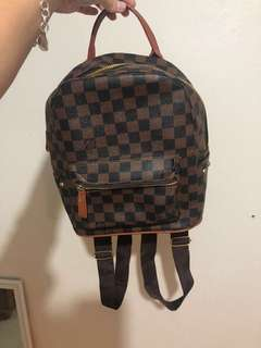Faulty LV back pack