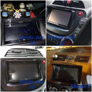 汽車音響遮光罩 Monitor Cover