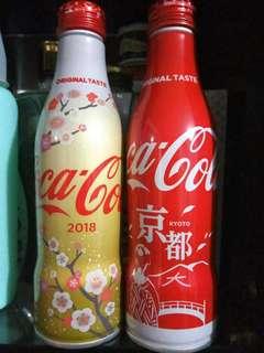 京都限定可口可樂