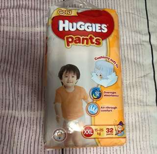 Huggies Gold XXL Diaper Pants