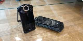 🚚 CASIO TR-15 自拍神器 黑色數位相機 Selfie camera