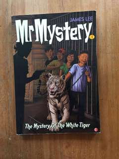 Mr Mystery : The Mystery Of The White Tiger