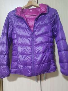 Uniqlo Ultra Light Down Jacket for Winter