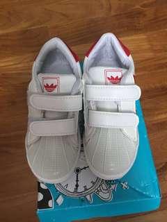 Adidas Stan Smith Velcro - lookalike
