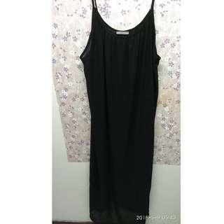Poplook Sleeveless Long Dress