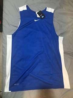 Nike 球衣 寶藍色 XL