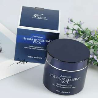 AHC Premium Hydra B5 Sleeping Pack (100ml)
