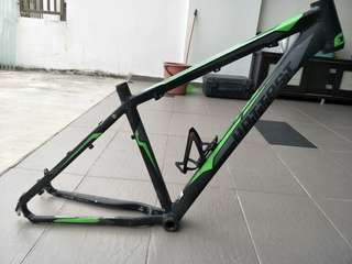 trs hottest original frame&rim
