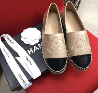 Chanel 草鞋 Size:36