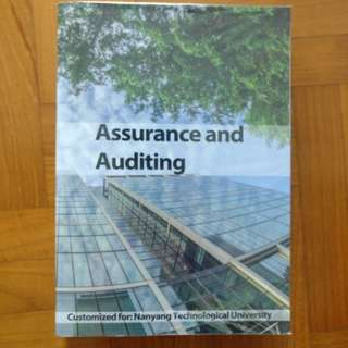 Ac2104 assurance and auditing audit