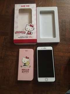 Hellokitty Clamshell iphone 7