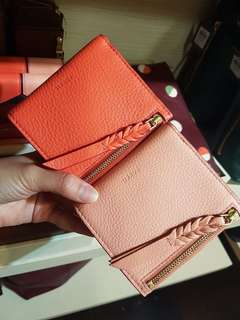 Fossil small wallet 小钱包 🌹