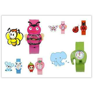 P.O Kids cute Watch👉MINIMUM 3PCS