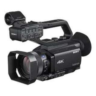 Sony PXW-Z90 4K HDR XDCAM. Sony Malaysia Warranty 2 Years. We have provided Work Shop / Training