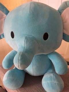 🚚 大象娃娃