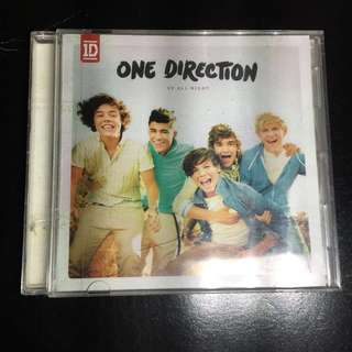 """Up All Night"" Album - One Direction"