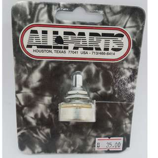 CTS No-Load 250K Tone Pot (by Allparts)