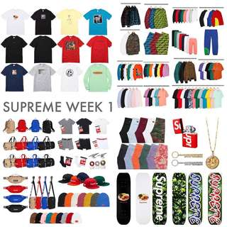Supreme Interest List