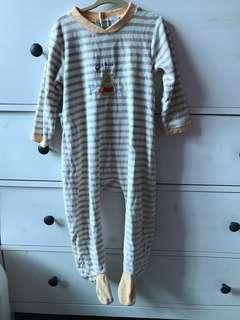 Winnie the poon pyjamas