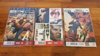 Mighty Avengers Vol.2 complete series
