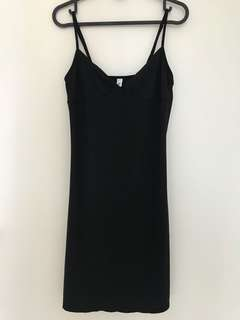 Cotton On Inner Black Dress/ Sleep Dress