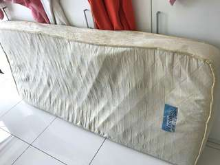 USED single size mattress (foam) FOC FREE